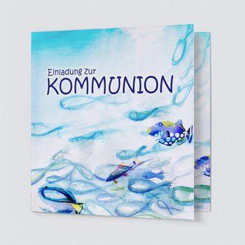 Für einladungskarten erstkommunion text Noch ein